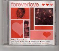 (HP410) Forever Love, 25 tracks various artists - 2010 CD
