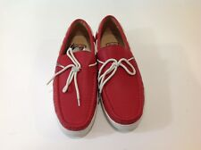 Phat Farm Classic Tampa Red Boat Shoe Size 8.5 medium width