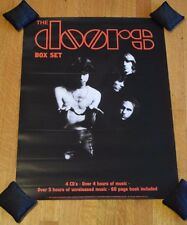 The Doors Box Set Original Promo Poster 1997 Jim Morrison 18 x 24