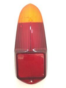 37H4737 - LUCAS GENUINE REAR LAMP LENS L840 54584009 MGB, AHS,MIDGET OEM 37H4737