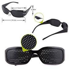 Eyes Correction Exercise Eyesight Vision Care Improvement Pinhole Glasses Unisex