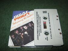 Judas Priest - Delivering The Goods (cassette)