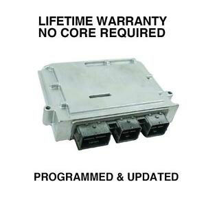 Engine Computer Programmed 2005 Crown Victoria Police 5W7A-12A650-LD FBY3 4.6L
