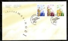 Canada Sc # 1764, 1765, 1766 Christmas 1998 - Angels - Fdc .Ashton Potter