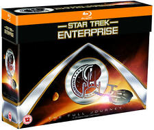 Star Trek - Enterprise: The Complete Collection (Box Set) [Blu-ray]