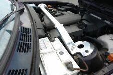 BMW 3er E30 blau TA Technix Alu-Domstrebe vorne Vorderachse