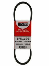 Bando USA 6PK1190 Serpentine Belt