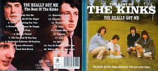 Kinks The - CD - You Really Got Me / The Best of - CD von 1999 - ! ! ! ! !
