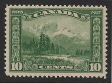 "CANADA 1928 #155 King George V ""Scroll"" Issue (Mount Hurd) - F/VF MNH"