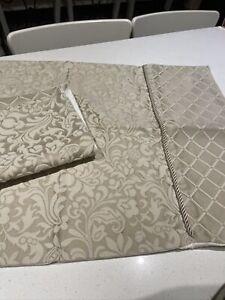 Sheridan  Standard pillow cases X2