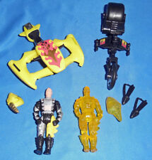 Kenner MASK Barracuda Jet Cycle 4th Series Split Seconds Loose Complete RARE