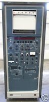 VINTAGE NORELCO PHILIPS DATA CONTROL & PROCESSOR SCANNER SERVER RACK CABINET