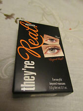 Benefit They're Real Mascara in Black - 3g Travel Size - BNIB