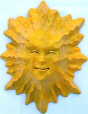 Signed, Numbered Handmade Collectible Sun Wall Sculpture, to Appreciate in Value