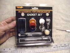 Streamlight Jr - Accessories Set - Holster Pocket Clip Lanyard  NO FLASHLIGHT!!!