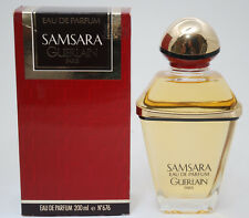 GUERLAIN SAMSARA EAU DE PARFUM 200 ML SPLASH OLD FORMULA
