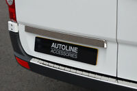 Chrome Rear Door Handle Cover Tailgate Trim To Fit Mercedes-Benz Sprinter (06+)