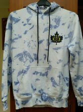 Mens 'K1X' 'NATION OF HOOP' Basketball Hoodie Marbled Effect in SIze Med