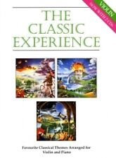 CLASSIC EXPERIENCE Violin Lanning Book & 2 CD's