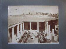 fine '800 POMPEI DOMUS VETTIORUM foto originale albumina 20 x 25 cm Ediz. Lembo
