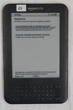 **BLOCKED** Amazon Kindle D00901 Keyboard (3rd Generation) 4GB Wi-Fi