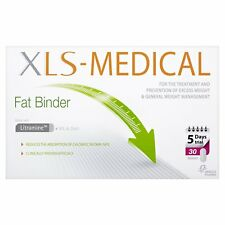 XLS Medical Fat Binder Weight Loss Aid - 5 Day Trial Pack Tablet, 30 Tablets