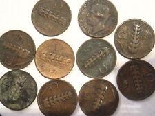 10 monete da 5 cent 1919 rari