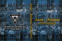 DVD LAZIO-ATALANTA 2001-2002 -->BERGAMO,ULTRAS,BNA,SUPPORTERS,DEA,BERGHEM,WKA