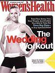 Women's Health marie forleo ~ The Wedding Workout DVD