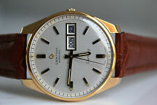 CERTINA Certiday Automatic 20M Gold, *Near New Old Stock, 1969*