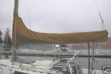 Sunbrella Linen Tweed  Mainsail Cover 8-9' Custom