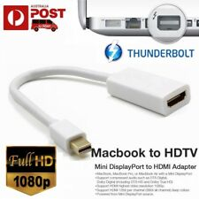 Thunderbolt Mini Display Port DP To HDMI Cable Adapter For Microsoft Surface 4 2