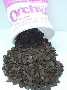 "Orchiata New Zealand Pinus Radiata Orchid Bark - Medium Chips (1/2"") - 40 Liter"