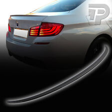 PAINTED 11+ F10 BMW 5-SERIES M5 BOOT TRUNK REAR SPOILER 668 BLACK ▼