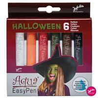 IAL Kinder Halloween Schmink Set Aqua Easy Pen Jofrika Schminke wasserlöslich