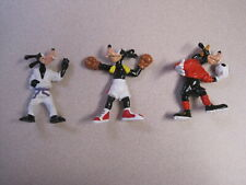 "Disney Goofy As ""Karate Man"", ""The Boxer"" & ""Soccer Player"" - From Germany - New"