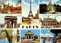 B31494 Paris multi vues  france