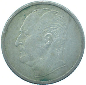 COIN / NORWAY / 50 ORE 1963  #WT25517