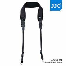 JJC Neoprene Shoulder Fatigue Neck Strap for Canon Nikon Sony DSLR Camera
