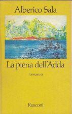 SALA Alberico - La piena dell'Adda