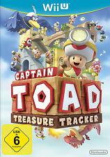 Capitan Toad: Treasure Tracker (Nintendo Wii U, 2015, DVD-box)