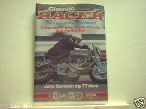 CLASSIC RACER 1982 SUMMER FIRST ISSUE ??,SUZUKI RZ63