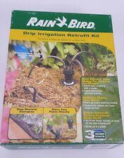 Rain Bird Drip Irrigation Retrofit Kit Convert Pop Up Spray to a Drip Unit
