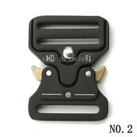 50MM//32MM BUM BAG LUGGAGE BAG CLIPS BUCKLES