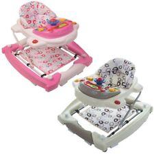 3IN1 Lauflernhilfe Gehfrei Gehhilfe Laufhilfe Baby Walker Babyschaukel Babywippe