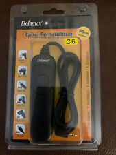 Canon EOS Remote Control Cable 90cm, may fit some Pentax models