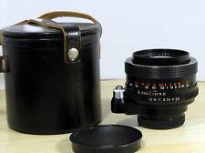 "Zeiss Jena Flektogon 2,8/35 mm Alu Exakta"" 6 Blades"" 12 meses de garantía top!"