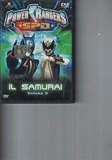 DVD - POWER RANGER S.P.D. - N.5 - IL SAMURAI