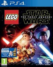 Lego Star Wars The Force Awakens Game PlayStation 4