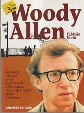 WOODY ALLEN  BORIN FABRIZIO GREMESE EDITORE 1997 I GRANDI DEL CINEMA